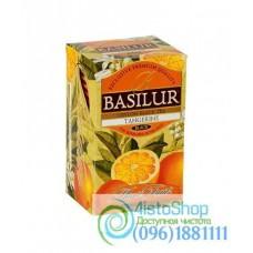 Чай черный Basilur Мандарин (картон) 20пак*2г