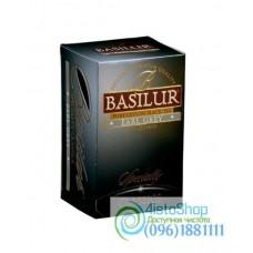 Чай черный Basilur Избранная классика Эрл Грей пакетированный 20х2г