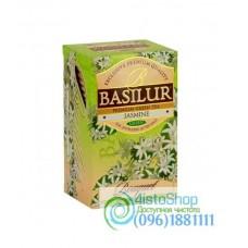 Чай зеленый Basilur Букет Жасмин пакетированный 20х1,5г
