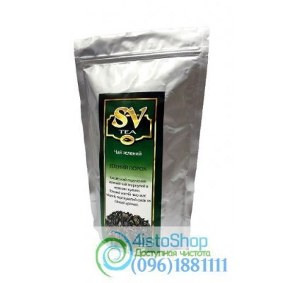 Чай зеленый SV Зеленый порох 250г