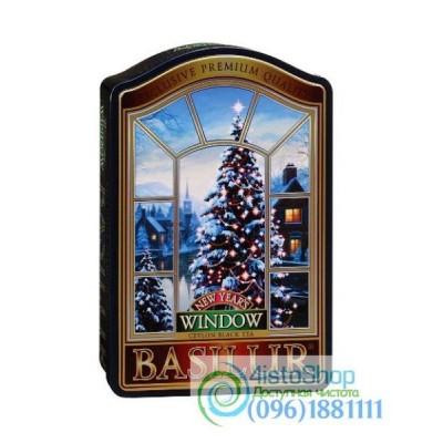 Чай черный Basilur Коллекция Окна Новый год