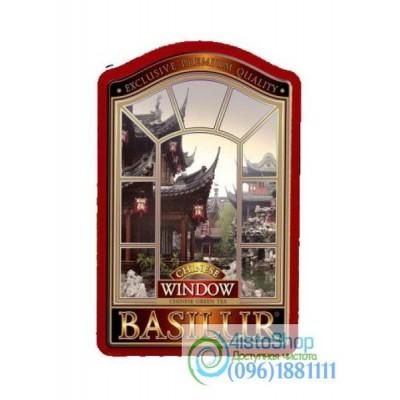 Чай зеленый Basilur Коллекция Окна Китай 100г